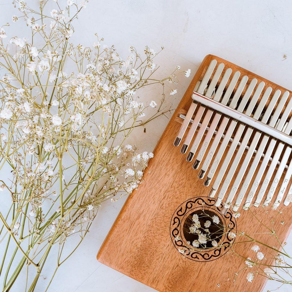Le Kalimba instrument de musique