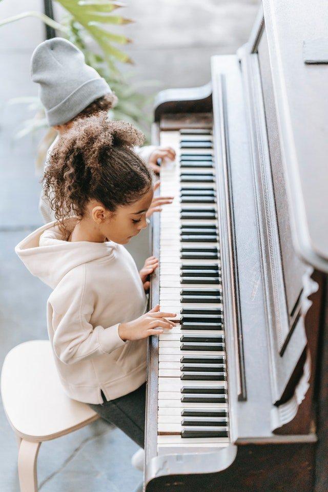 apprentissage de la musique enfants